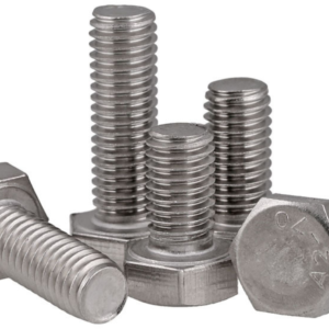 DIN933 Hex Bolts Full Thread Stainless Steel A2-70