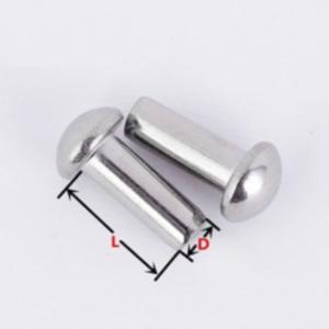 DIN 124 solid rivets